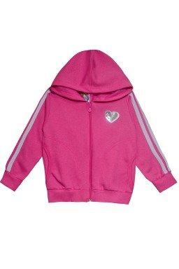 2913 casaco rosa