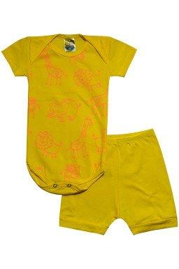 486 body amarelo girafa