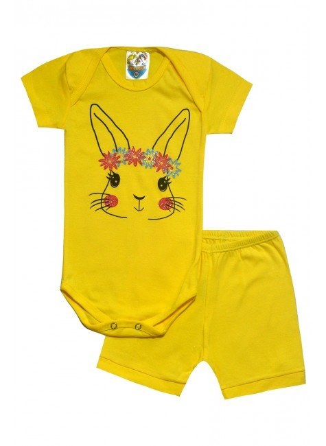 456 body amarelo coelho