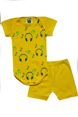 410 body musical amarelo