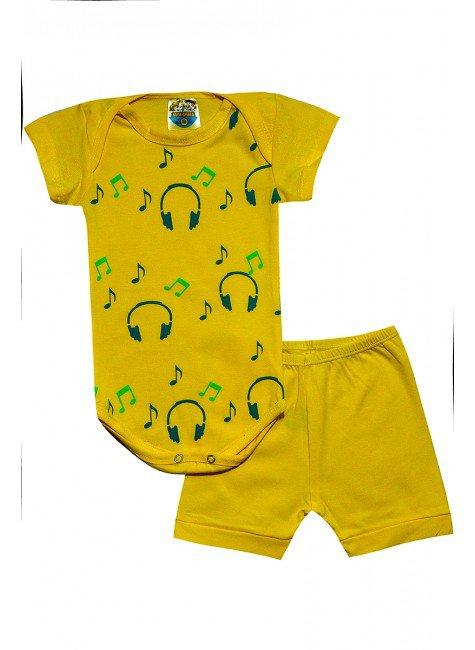 410 body musical amarelo