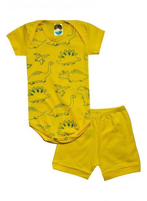 412 body tartaruga amarelo