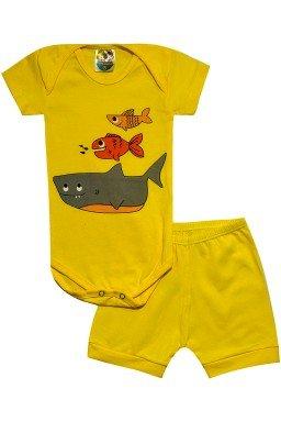 436 body amarelo peixe