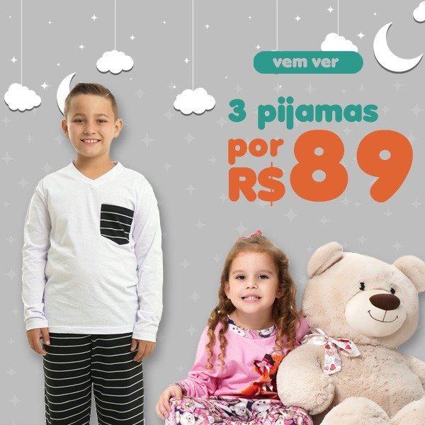 Promoção  Pijama Mobile
