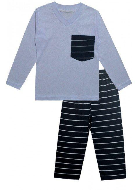 0032 conjunto pijama masculino ref a900