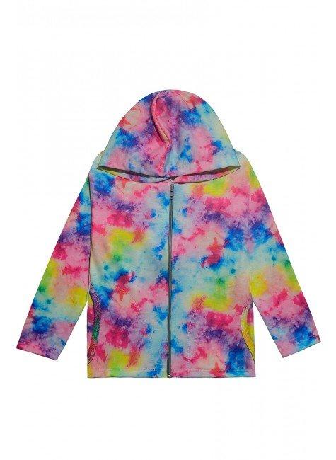 982 casaco tie dye ref 5874 azul