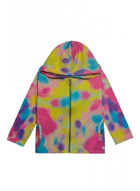 983 casaco tie dye ref 5874 amarelo
