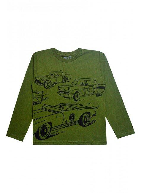 0064 verde musgo de carros