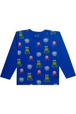 0126 camiseta azul bic