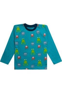 0128 camiseta verde medio