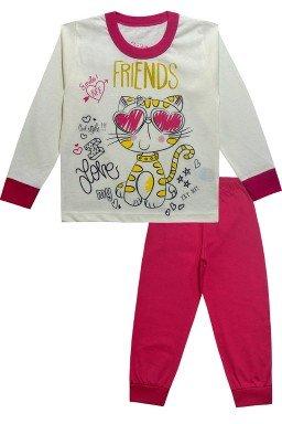 323 conjunto pink gatinho