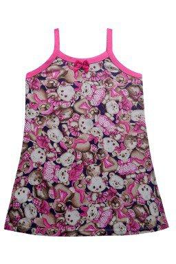 0406 camisola urso rosa