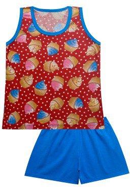 0413 conj pijama cupcake