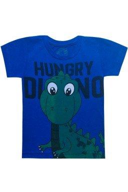 blusa dinossauro azul