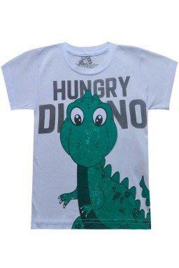 blusa dinossauro branco