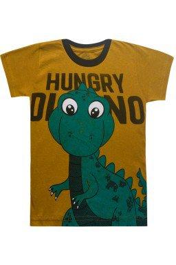 blusa dinossauro caramelo