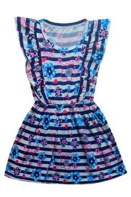 ref 6172 vestido azul